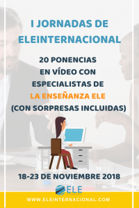 Jornadas online para profesores de español. #profedeele #spanihteacher
