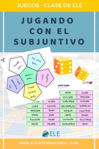 Gramática en clase de español. Juegos originales para clase de ELE. #Spanishteacher #gramáticaenclasedeELE