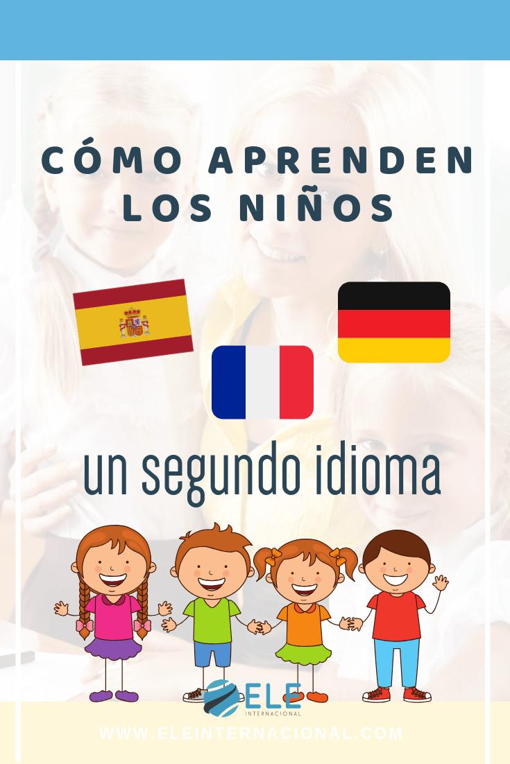 Consejos para profesores. Cómo aprenden los niños un segundo idioma. #educación #educaciónprimaria
