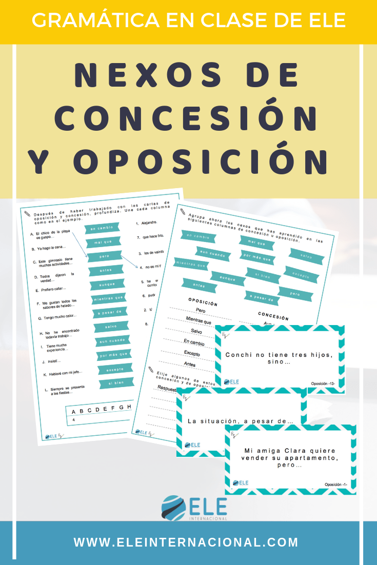 Gramática para niveles altos en clase de español. Actividades nivel C1 clase de ELE. #spanishgrammar #profedeele #teachmorespanish