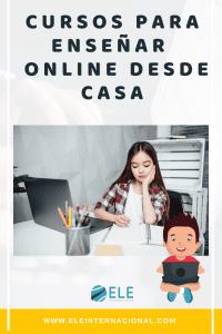 curso para enseñar español online desde casa para profes de español