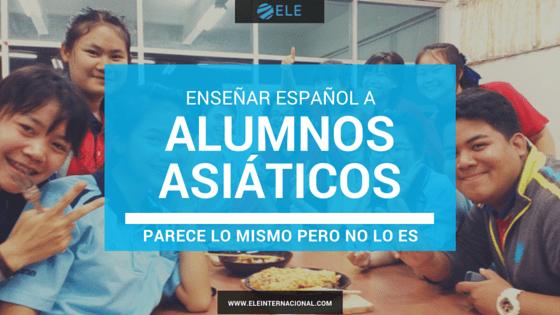 Español en Asia