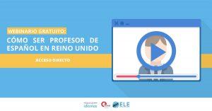 Ser profesor en Inglaterra. Ser profesor de español en Reino Unido #profedeele #spanishteacher