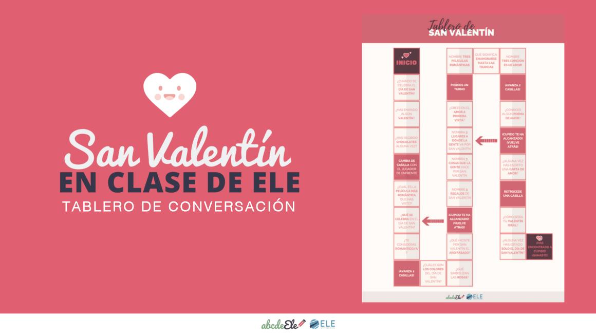 Actividades San Valentín en clase de idiomas. Actividades San Valentín clase de español Juego de mesa #Spanishteacher #profedeele