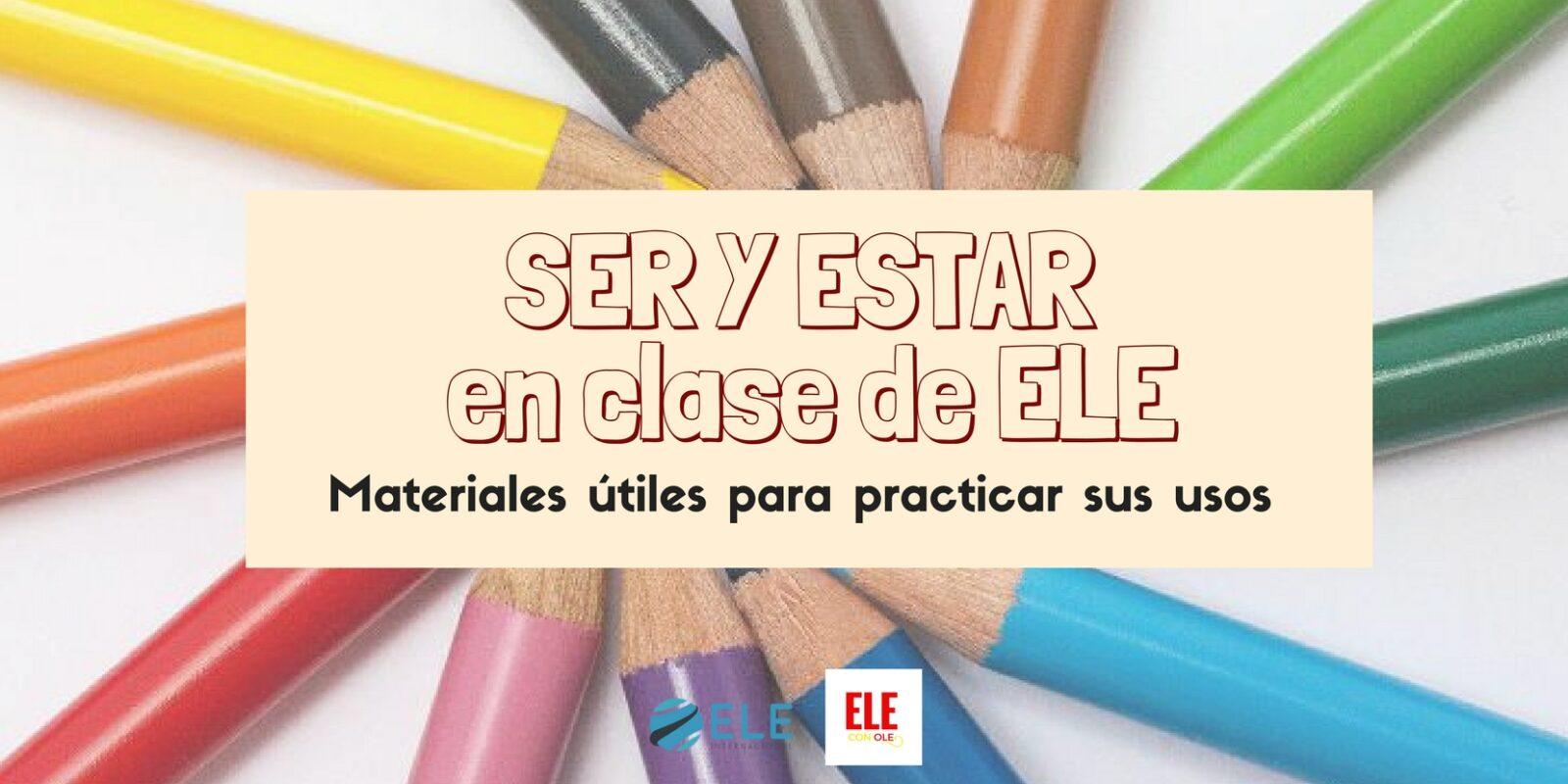 Ser y estar. Gramática en clase de ELE Descripciones físicas Gamificar en clase de español. Juegos de mesa descargables. Spanish grammas #spanishteacher #profedeele
