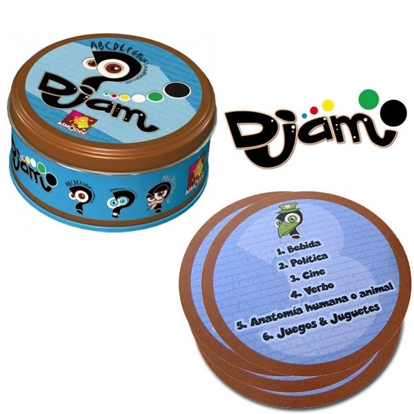 DJAM Gamificar en clase de idiomas. Juegos de mesa Clase de ELE.