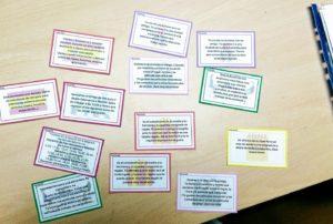 Actividades expresión oral clase de español. Actividades juegos de rol. #profedeele #teachmorespanish