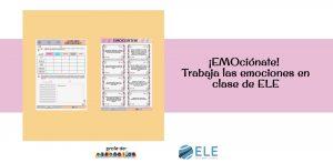 Actividades para trabajar emociones en clase de español. #inteligenciaemocional Fichas y tarjetas perfectas para tus clases.