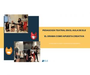 Pedagogía teatral en clases de ELE. Rol Play para clase de español. #profedeele #spanishteacher