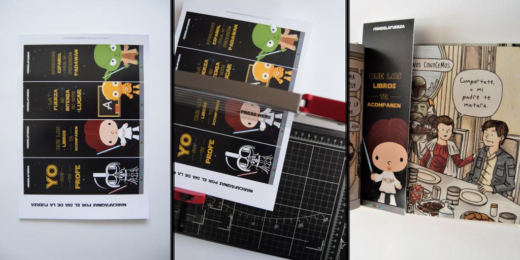Materiales de Star Wars para tus clases de ELE. Juegos, marcapáginas y mucho más para divertir en el aula con los personajes más famosos de la galaxia. #spanishteacher #juegos #starwars