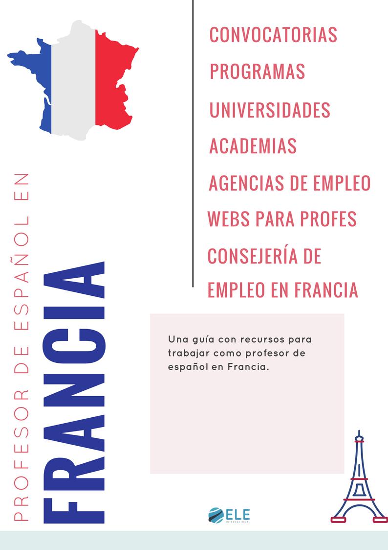 Profesor de español en Francia