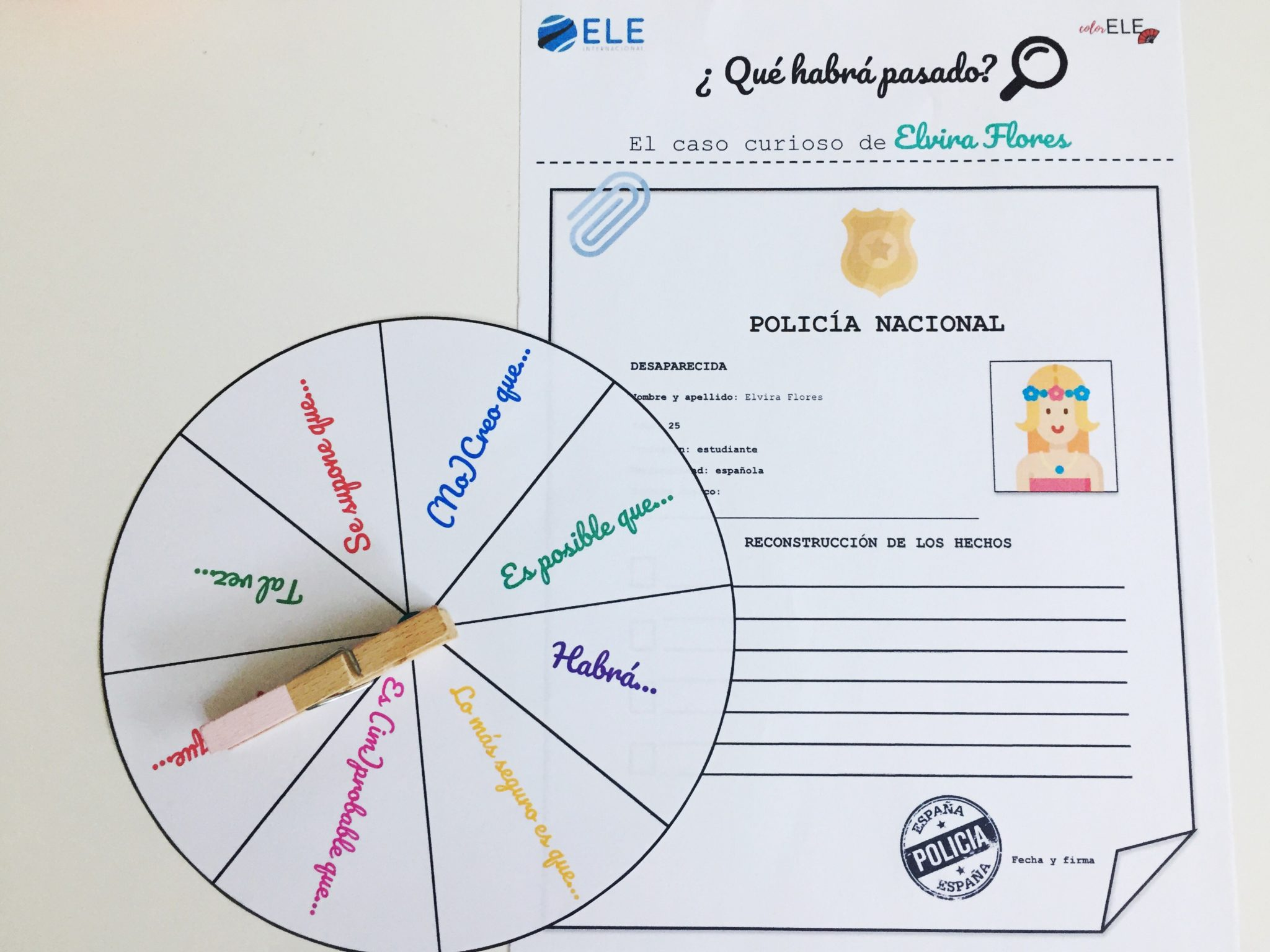 Juegos para clase de idiomas. Ideas para gamificar en clase. #juegos #profedeele