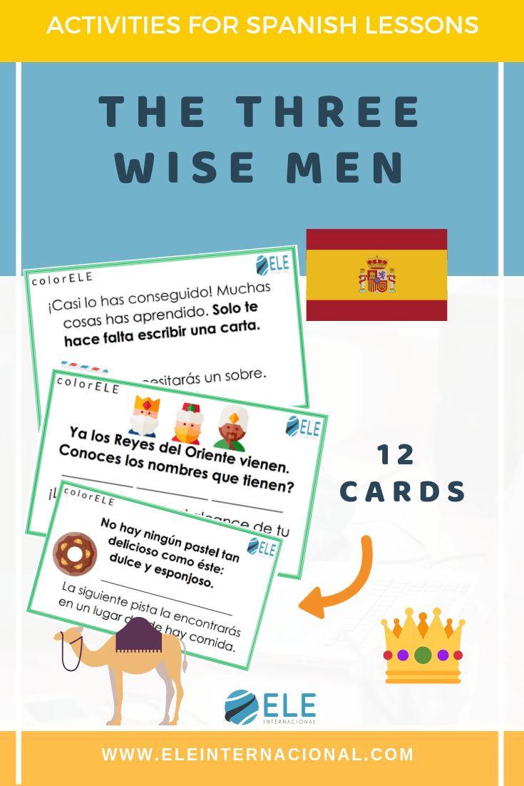 Spanish lessons ideas to work in Christmas. #teachmorespanish