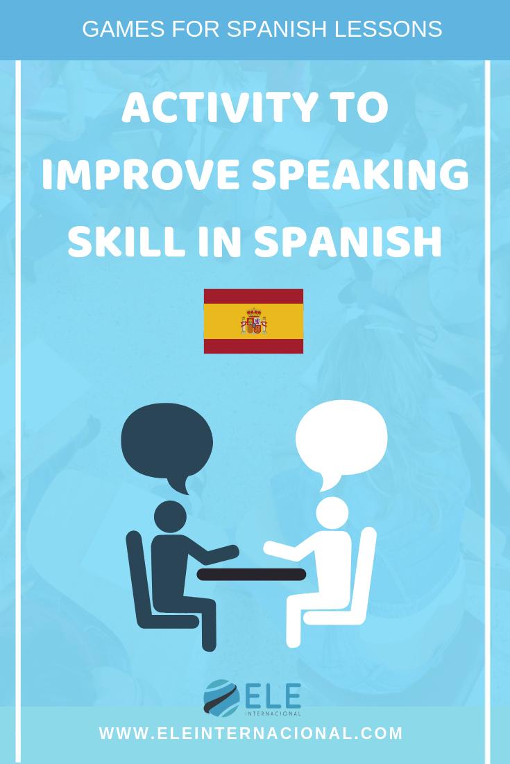 Flores para presentarse en español. Actividades creativas para clase de ele #spanishteacher #activity