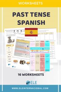 Comparación de pasados. Gramática en clase de ELE. Actividades para clase de español. #teachmoreSpanish #Spanishteacher #profedeELE