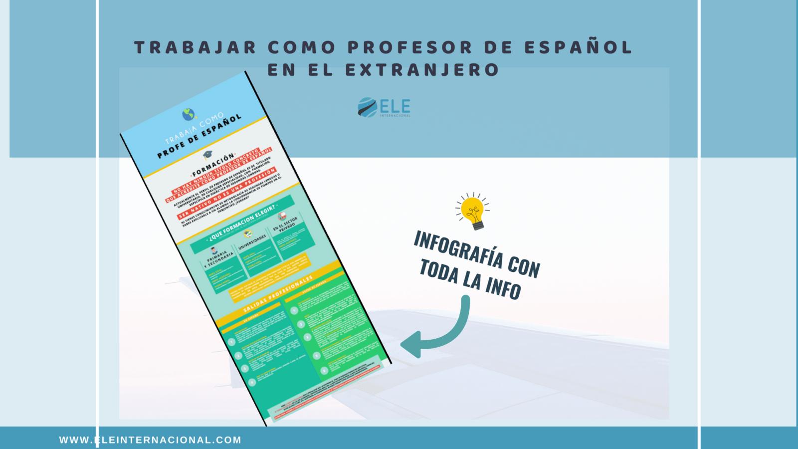 ser profesor de español en el extranjero mejores trabajos de profesor por el mundo viajar y ser profesor encontrar empleo como profesor por el mundo #spanishteacher #profedeele