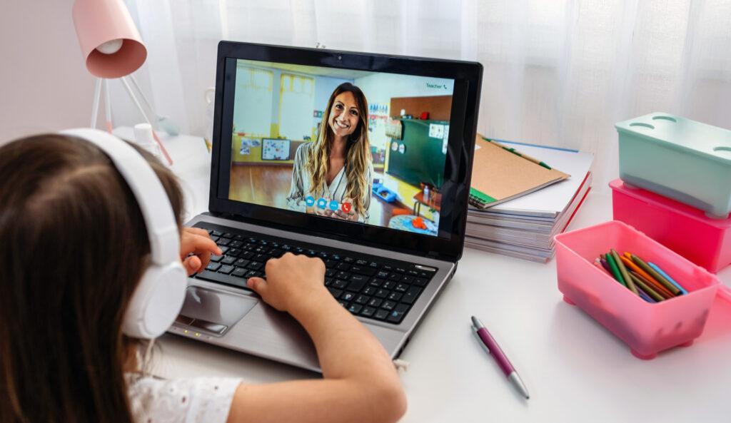 Enseñanza de ELE en línea para niños