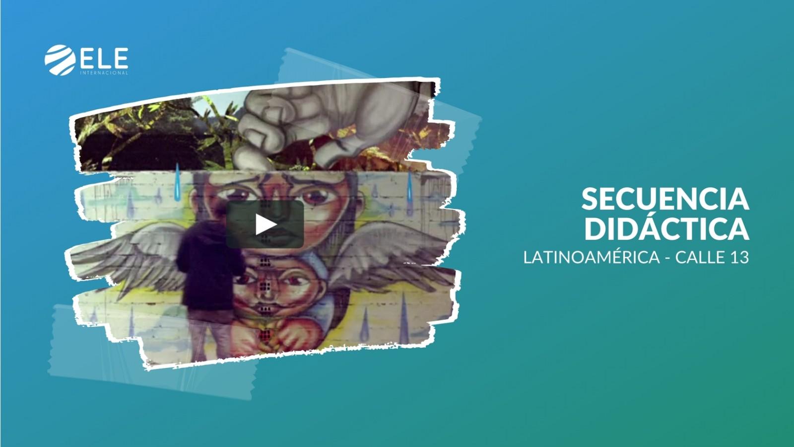 Latinoamérica – Calle 13