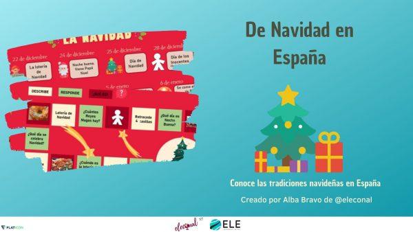 Actividad de Navidad en España