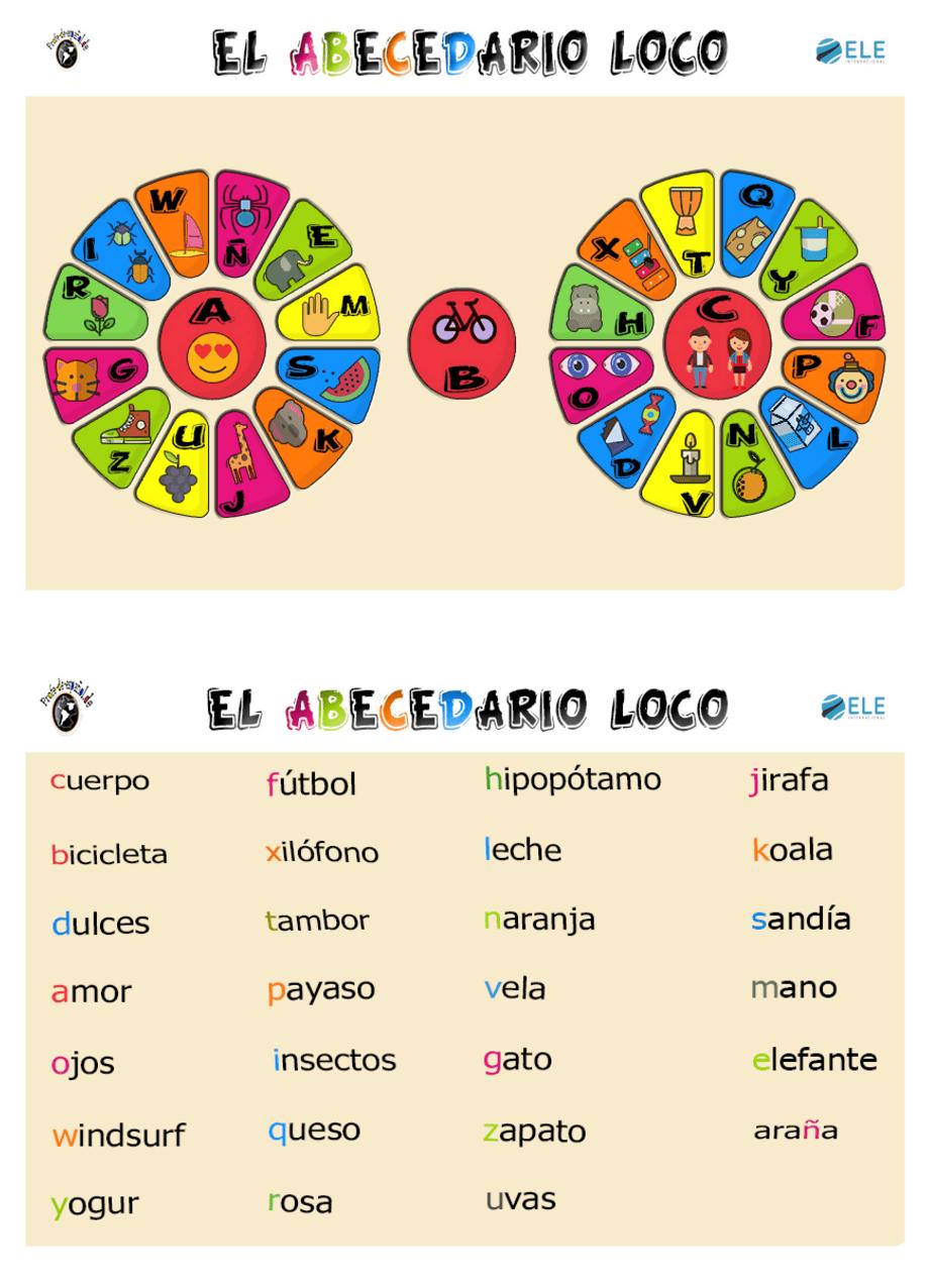 5 ideas para aprender el abecedario