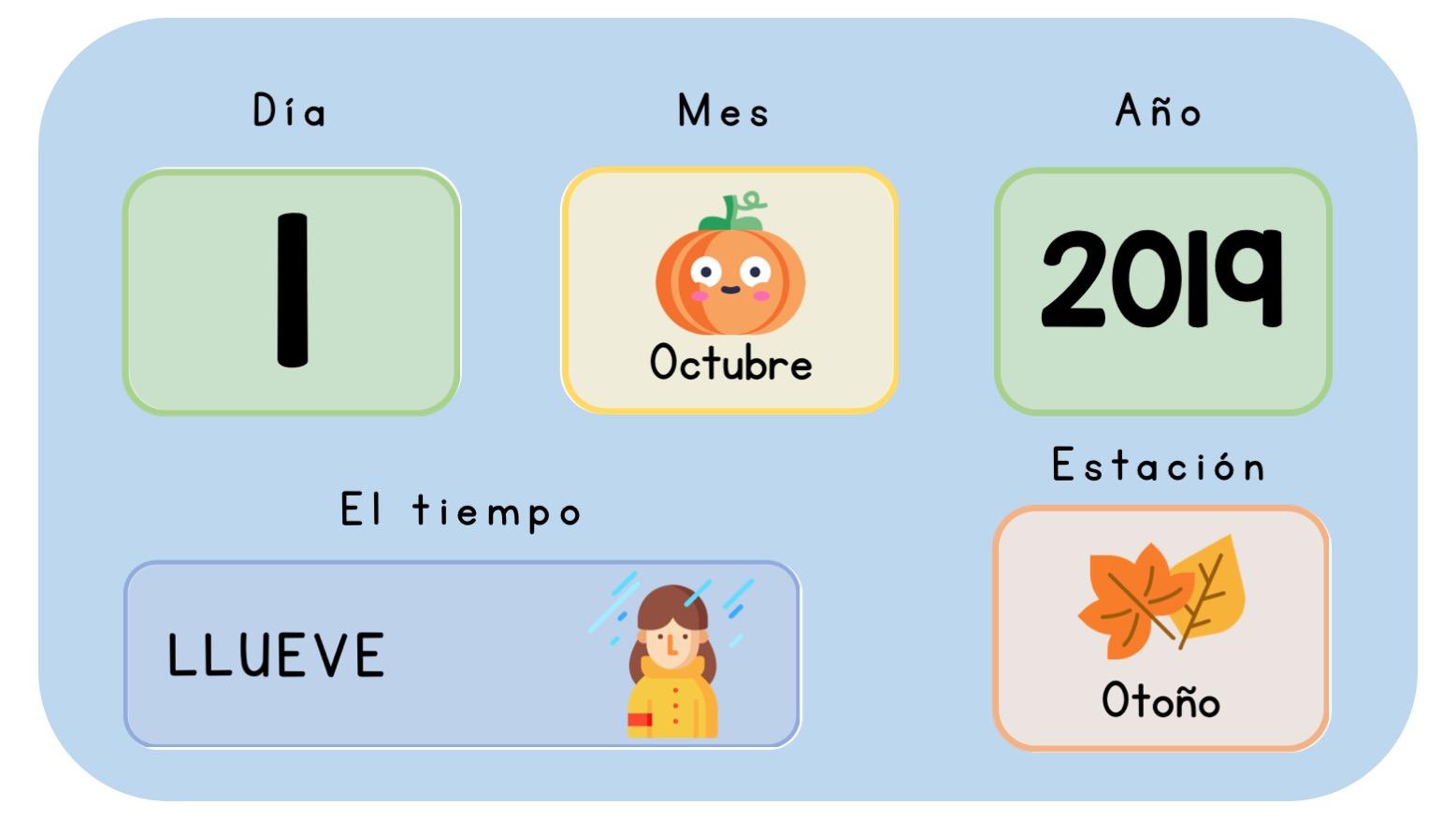 Rutinas para clases de español