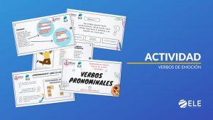 Los verbos de emoción en español