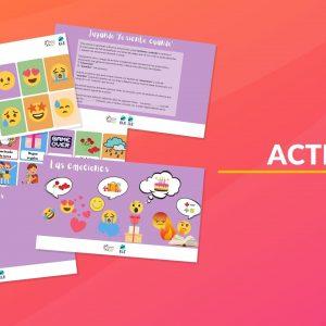 Actividades de emociones y sentimientos para niños