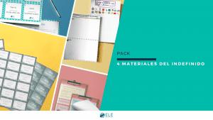 Pack de actividades para trabajar el indefinido. Juegos y pósteres. #profedeele #spanishteacher #materiales