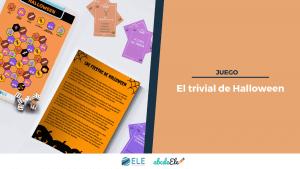 El trivial de Halloween para tus clases de español. #spanishteacher #juego