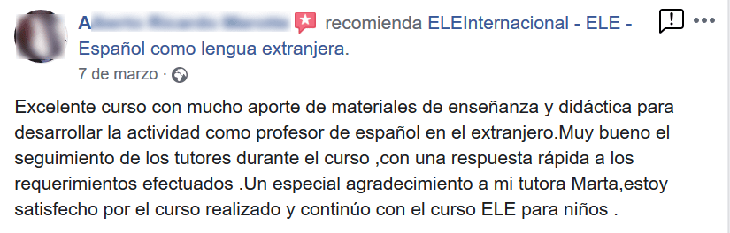 Screenshot_2019-06-04 ELEInternacional - ELE - Español como lengua extranjera - Opiniones(2)