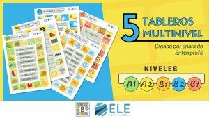 tableros multinivel para todos los niveles