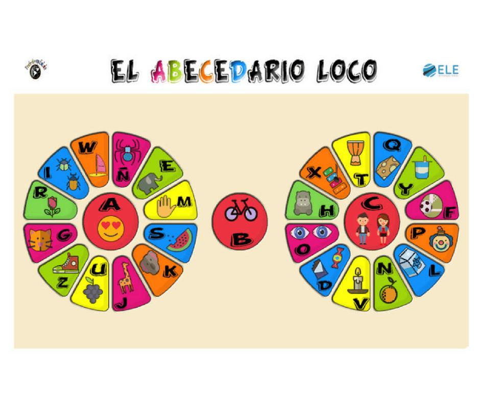 5 ideas para aprender el abecedario [MATERIAL COMPLETO]