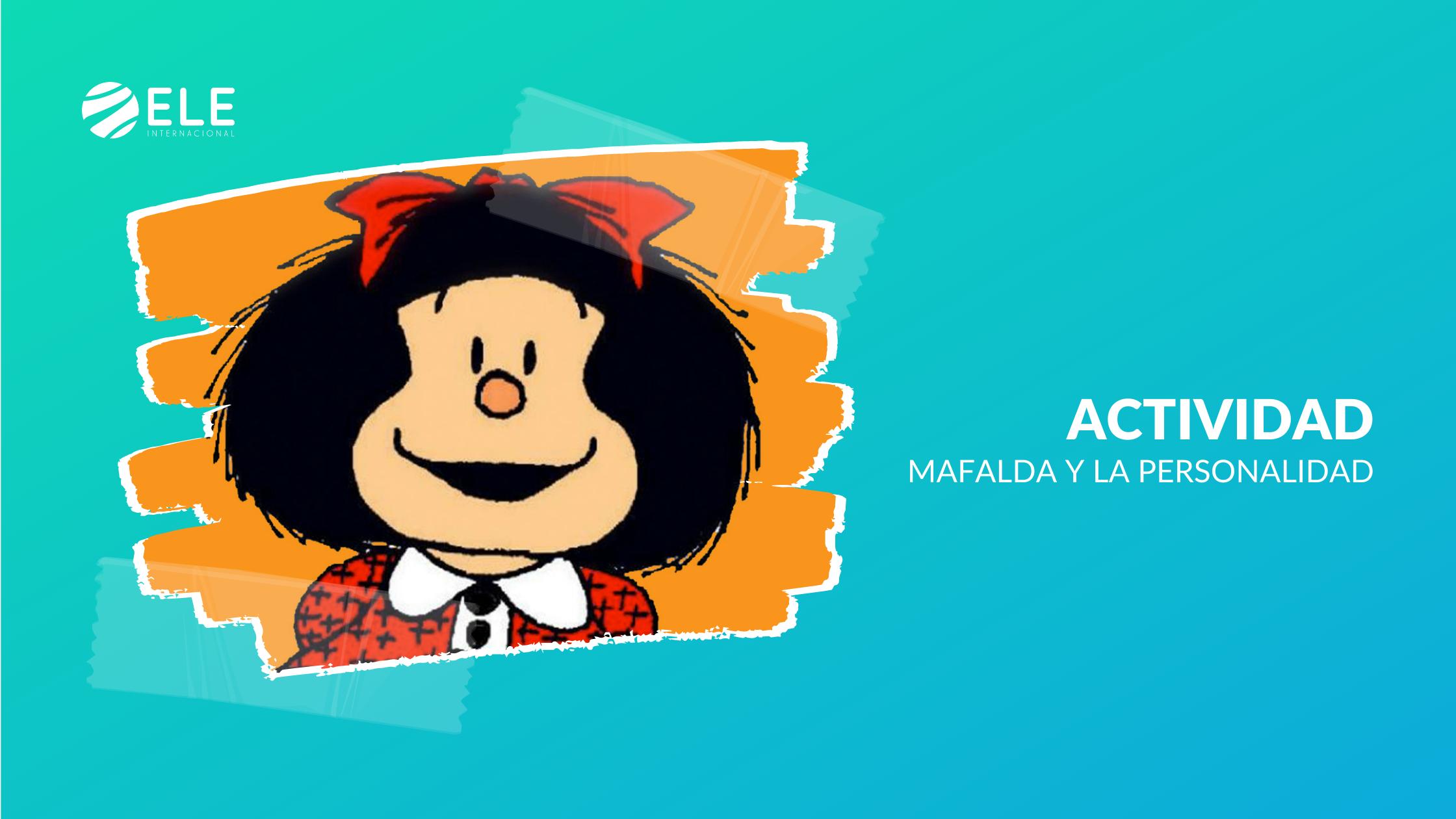 Mafalda y la personalidad