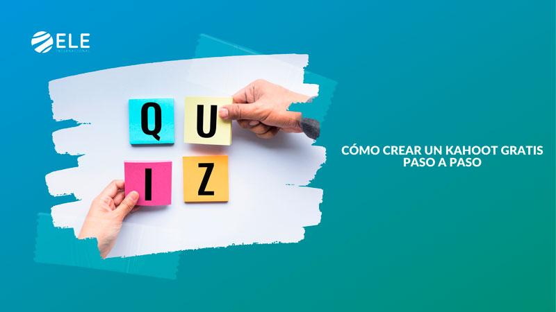 como crear un kahoot gratis en español