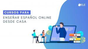 enseñar español online desde casa