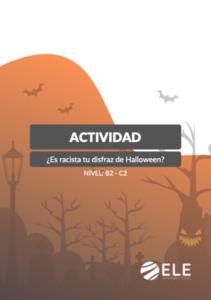Actividad de halloween para debatir en clase