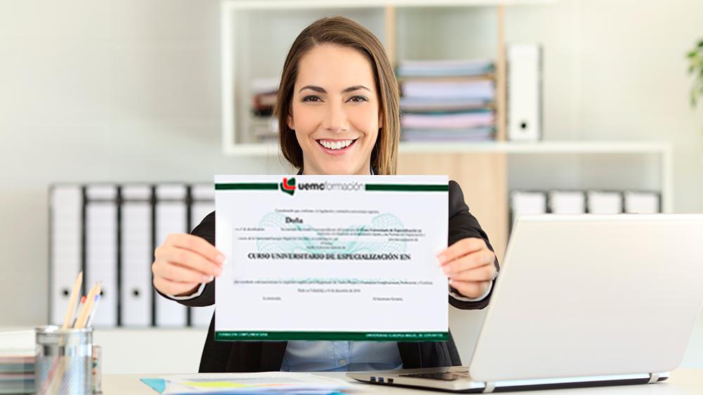 Curso Universitario de Especialización: Enseñanza de ELE en línea