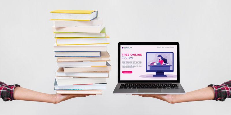 Página web educativa para ofrecer los servicios de un profesor de español