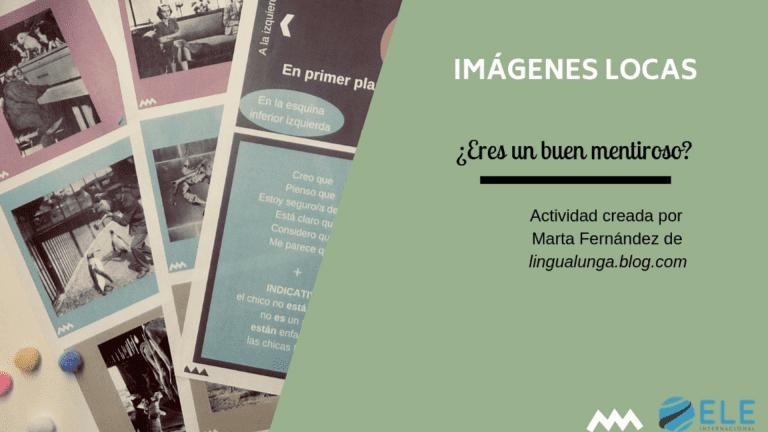 Juegos para describir en clase de ELE. #profedeELE #spanishteacher #teachmoreSpanish